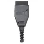 OBD2 Male diagnostic connector (plug)