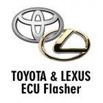 Loader firmware Toyota Lexus ECU Flasher
